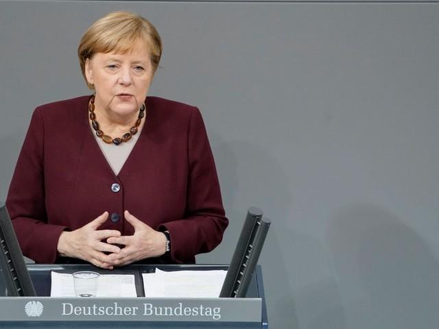 """Angela Merkel zu Wechselunterricht in """"Hotspots"""": »Ich halte das für absolut notwendig«"""