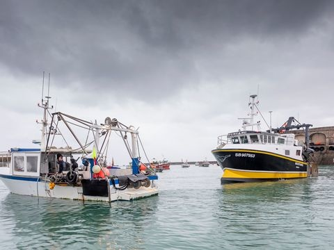 Brexit - Wegen Fischerei: Kriegsschiffe vor Kanalinsel Jersey