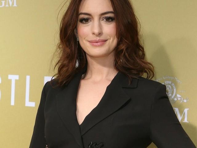 Anne Hathaway: Das denkt sie über das Körperideal in Hollywood