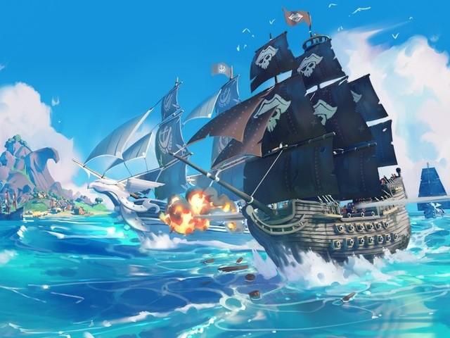 King of Seas: Die Piraten stechen in See
