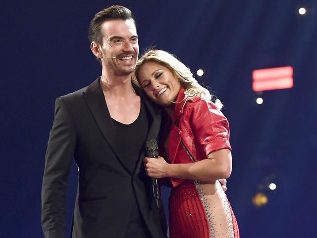 So lief Florian und Helenes erstes TV-Treffen nach Trennung!