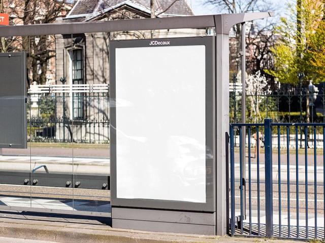 Keine Werbeplakate mehr. Die Stadt Genf wird ab 2025 werbefrei