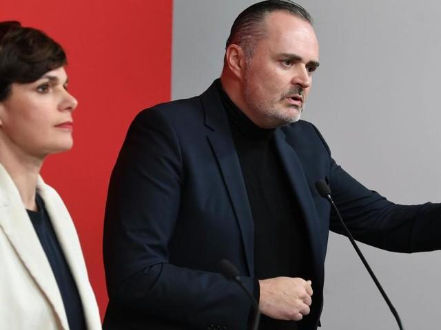 """Streit zwischen Rendi-Wagner und Doskozil eskaliert : """"SPÖ-Zentrale lügt sich in den Sack"""""""