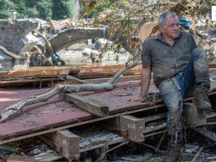 """Warnung vor Spendenaktionen von """"Querdenkern"""" in Flutgebieten"""