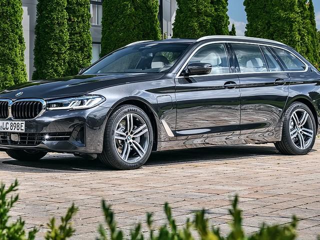 BMW 530e xDrive Touring (2021): Leasing, Preis, Angebot, Plug-in-Hybrid 292 PS starken BMW 530e xDrive Touring zu attraktiven Konditionen leasen