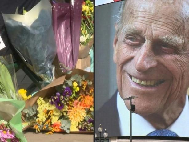 Trauerfeier für Prinz Philip mit Enkel Harry - aber ohne Premierminister