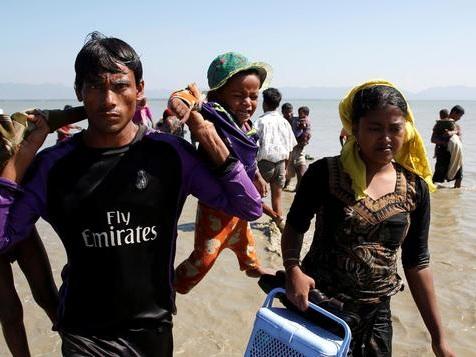Myanmar will nach Bangladesch geflüchtete Rohingya wieder aufnehmen