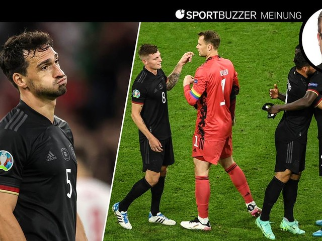 Kommentar zum zähen Achtelfinal-Einzug der DFB-Auswahl: So geht der Weg nicht weit