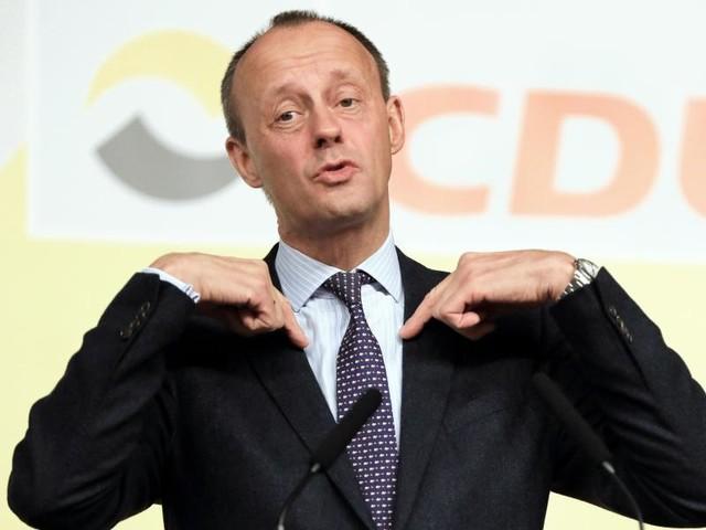 Kampfkandidatur beim Parteitag: Auch Friedrich Merz will CDU-Chef werden