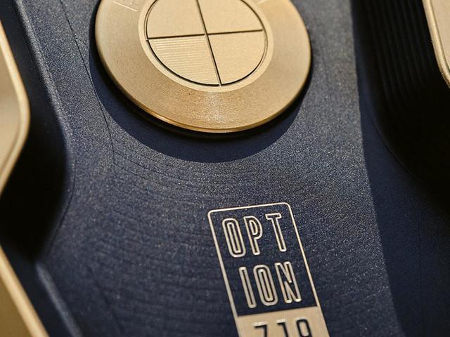 BMW R nineT Werkszubehör