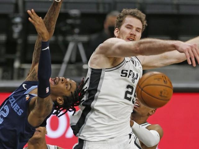 Im 300. NBA-Spiel: Niederlage für Jakob Pöltl und die Spurs