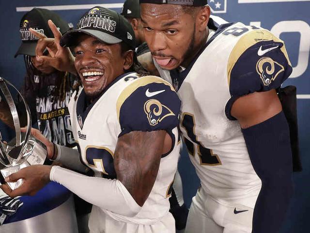 NFL-Hauptrundenspiele in England: Rams kommen nach London