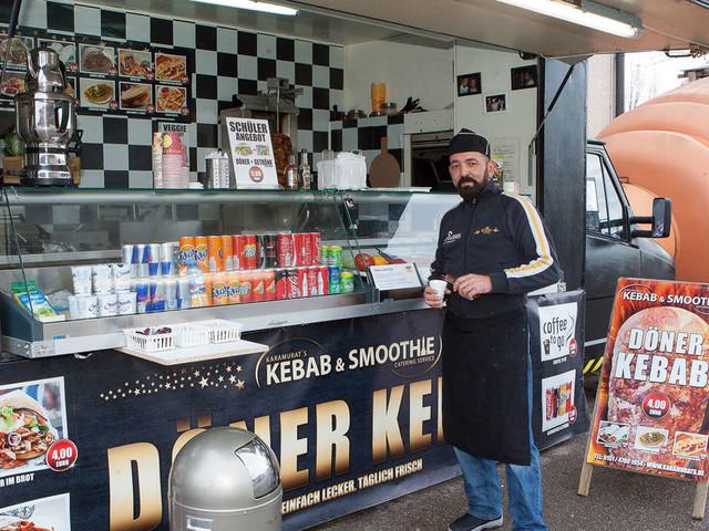 Döner darf nicht mehr Döner heißen: Reinheitsgebot verärgert Kebab-Verkäufer
