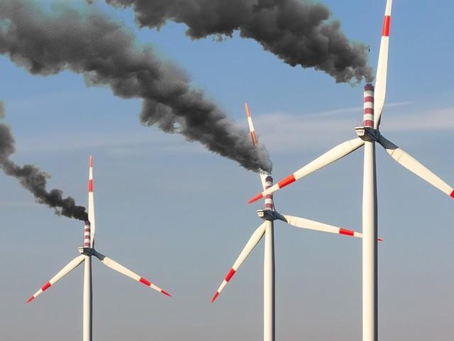 Erster Sondierungserfolg: Union, FDP und Grüne einigen sich auf kohlebetriebene Windräder