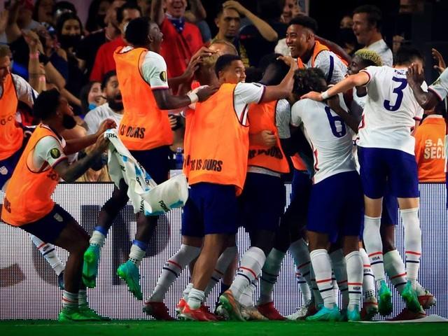 Spätes Tor in der Verlängerung: USA gewinnt Gold Cup gegen Titelverteidiger Mexiko