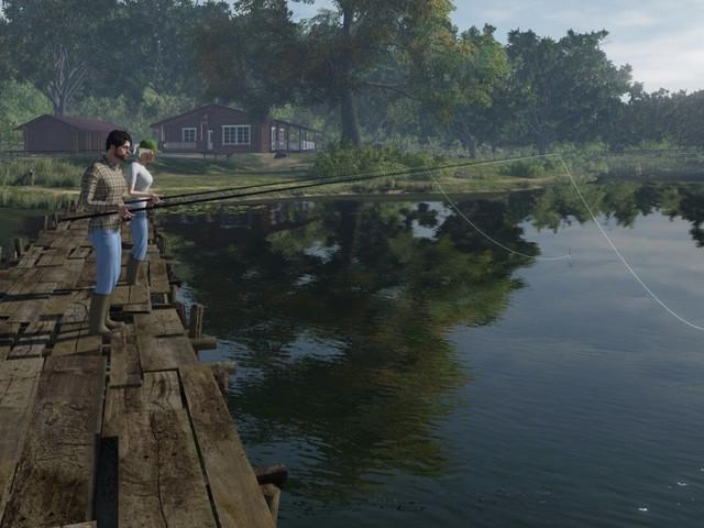 Fishing Planet: Angelsimulation startet Ende August auch auf PS4