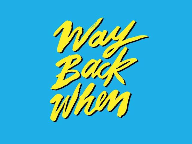 Neuigkeiten von Way Back When Festival, Muse, Rolo Tomassi und vielen weiteren...