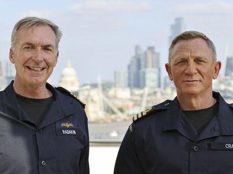 James Bond: Daniel Craig zum Ehren-Commander ernannt