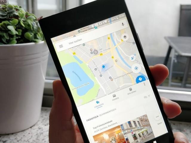 Google Maps: Mehr Details zu Baustellen und Bahn/Bus-Auslastung