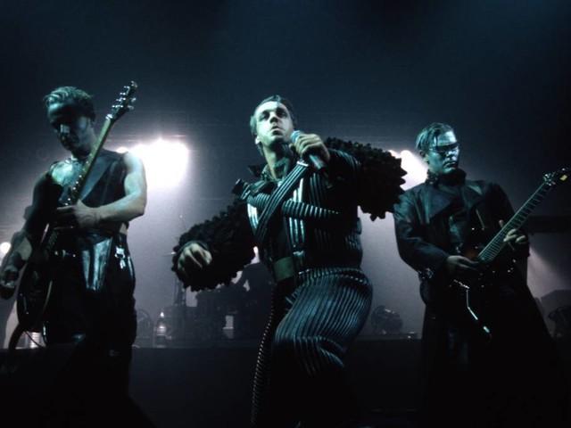 """TV-Tipp: """"Lugau City Lights"""" auf arte – hier probten einst die Rammstein-Musiker"""