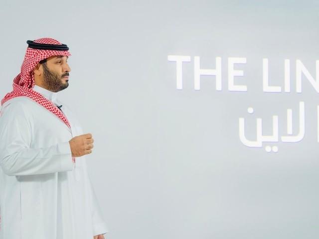 """Saudi-Arabien plant Öko-Stadt """"mit null Autos, null Straßen und null CO2-Emissionen"""""""