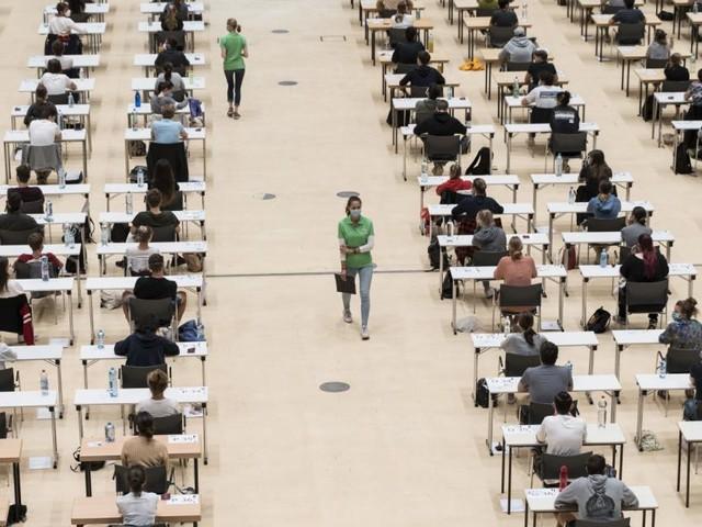3G-Regel für 18.000 Angemeldete beim Medizinstudium-Aufnahmetest