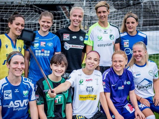 Frauenfußball mit Herz: Viel Neues zum Saisonstart