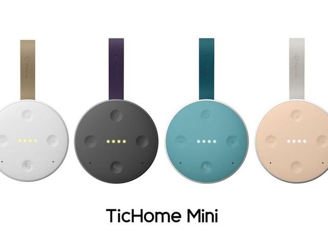 TicHome Mini: Mobvoi mit Google Home Mini-Konkurrent