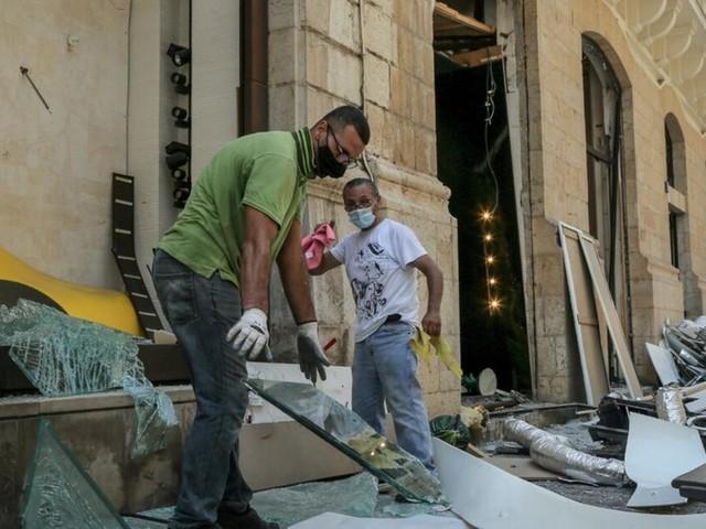 Scherben bringen Glück: Was aus den zerstörten Fensterscheiben aus Beirut wird