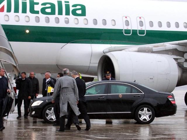 Ablasshandel mit der Alitalia: Autobahnbetreiber will sich freikaufen