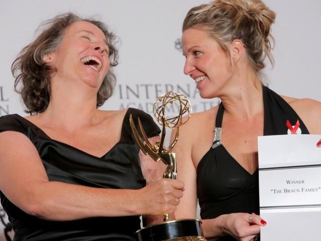 """Emmy für """"Familie Braun"""""""