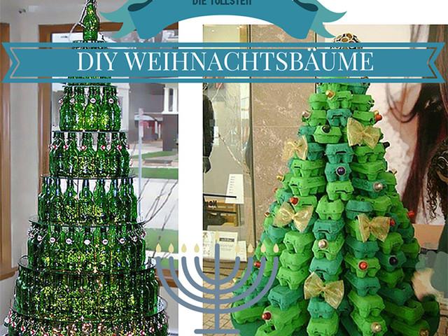 Lilies Diary Weihnachts-DIY-Guide: Weihnachtsbäume selber basteln