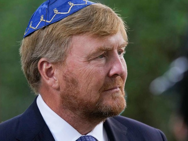 König Willem-Alexander: Dieser Termin geht ihm sichtlich nahe