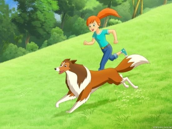 """""""Lassie"""" im Stream und TV: Wie geht es in Folge 50 der Animationsserie weiter?"""