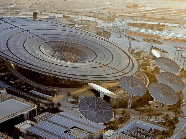 Expo in Dubai: Wüste Zeiten für die Weltausstellung