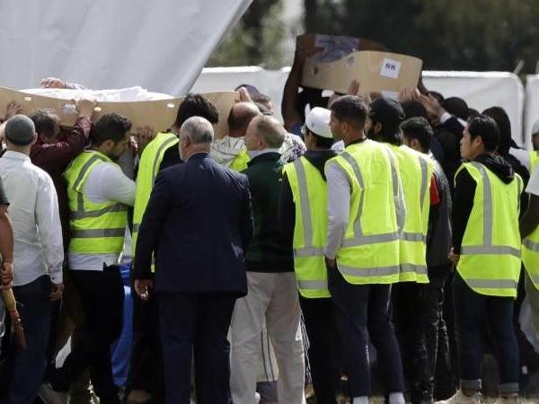Erdogan sorgt für Ärger: Erste Opfer der Anschlag von Christchurch beigesetzt