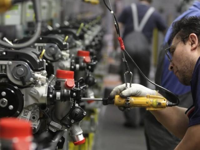 Industrie gibt mit Auftragsboom kräftige Lebenszeichen