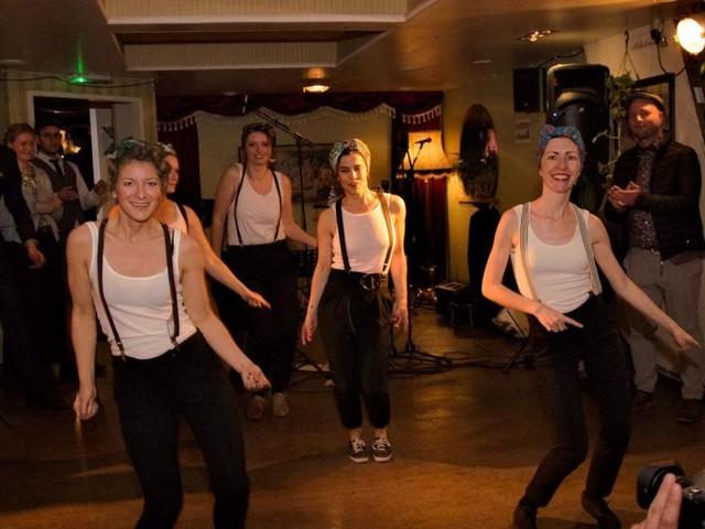 Doobidoo da – Zeitreise in die legendäre Swing-Ära