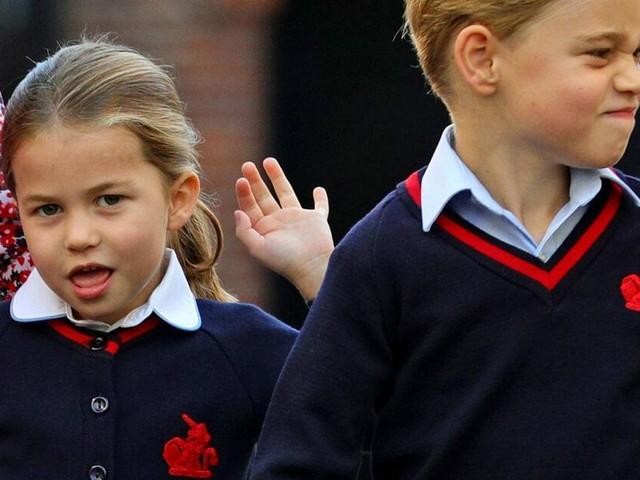 Das halten Prinz George und seine Geschwister von Mama Kates Fotokünsten