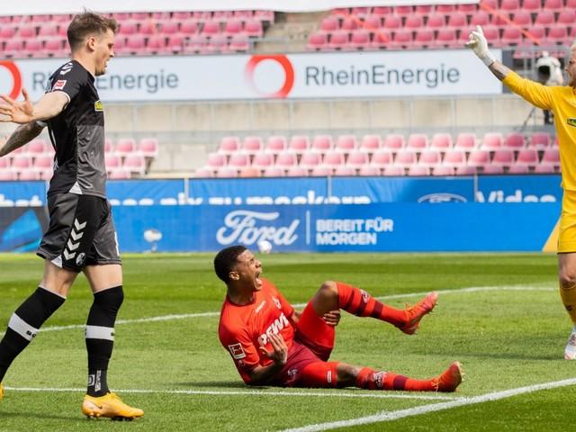 Bundesliga: Köln schlittert dem Abstieg entgegen