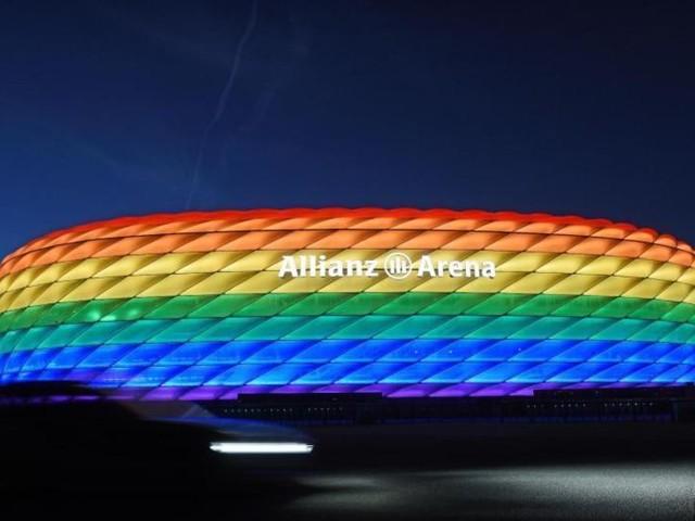 Münchner Stadion ohne Regenbogenfarben: Kritik an UEFA