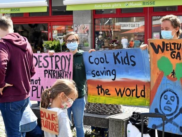 Klimaschutz: Herne: Fridays for Future ruft zum globalen Klimastreik auf