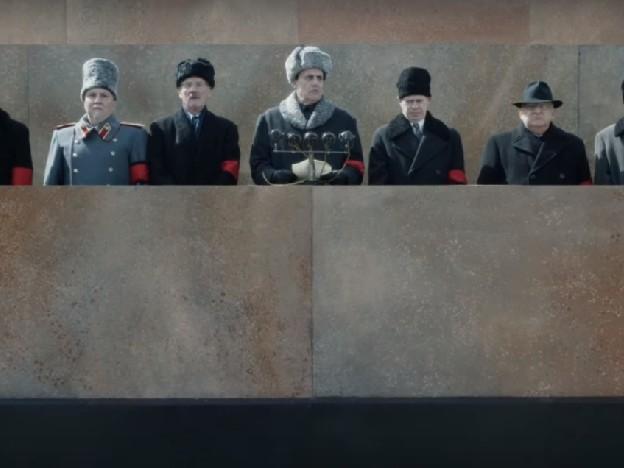 Trailer zur Polit-Satire THE DEATH OF STALIN mit Steve Buscemi