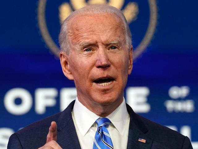 Joe Biden startet neuen Twitter-Account