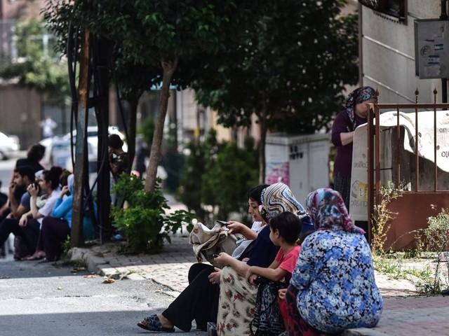 Erdbeben der Stärke 5,8 erschüttert Marmararegion vor Istanbul