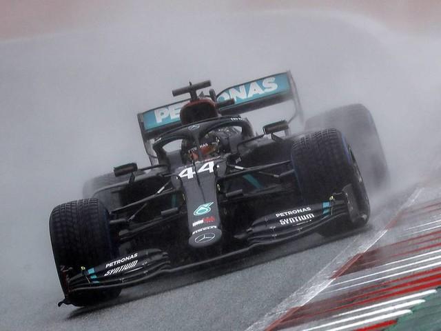 Formel 1: Hamilton demontiert den Rest - Debakel für Ferrari
