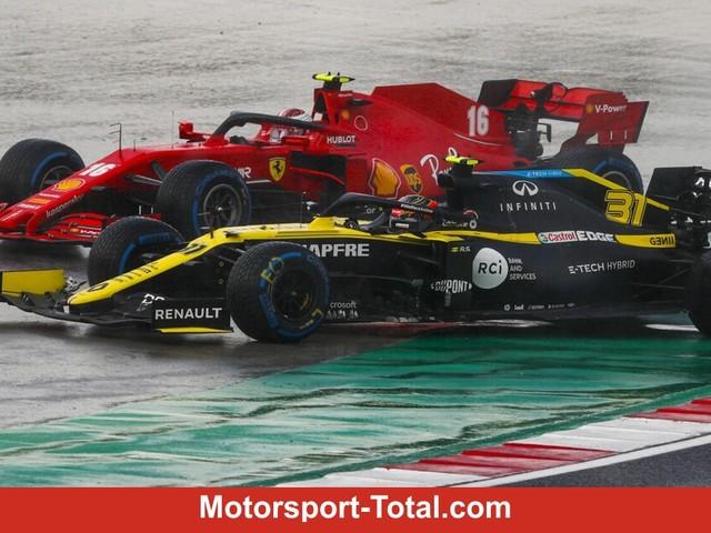 Formel 1 Istanbul 2020: Der Rennsonntag in der Chronologie