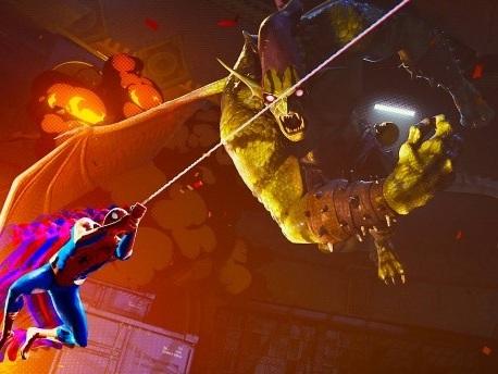"""Filmkritik zu """"Spider-Man – a New Universe"""": Seine Maske passt auf jeden Kopf"""