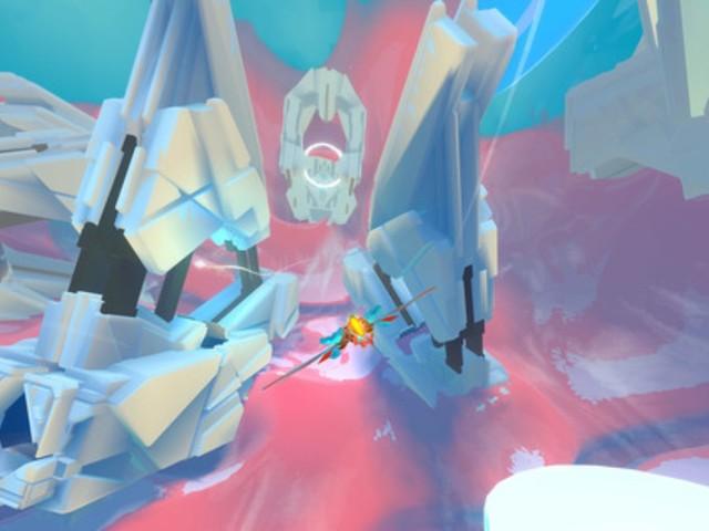 InnerSpace - Spielszenen und Ankündigung für Nintendo Switch