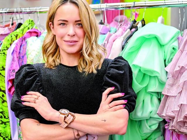 Warum Marina Hoermanseder jetzt auf die Uhr gekommen ist